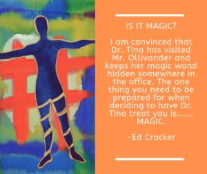 Edi Crooker Testimonial