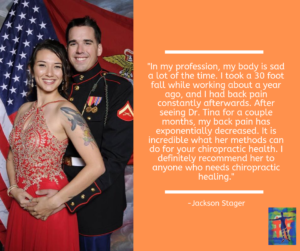 Picture of Couple Testimonial